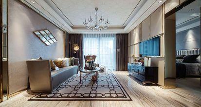 120平米三新古典风格客厅设计图
