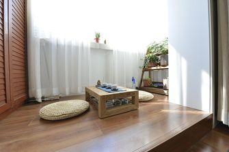 80平米一居室北欧风格阳台图片大全