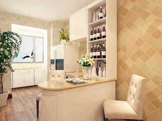15-20万50平米一室两厅田园风格厨房欣赏图
