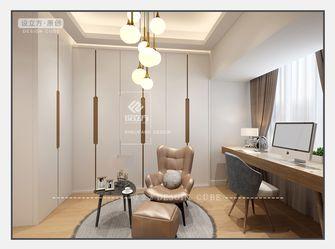 120平米四室一厅宜家风格书房装修效果图