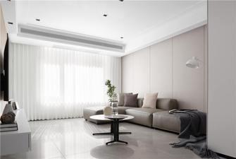 10-15万130平米三室一厅现代简约风格客厅效果图