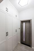 140平米三室两厅北欧风格储藏室图