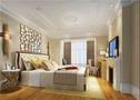 110平米三室两厅宜家风格卧室图片大全