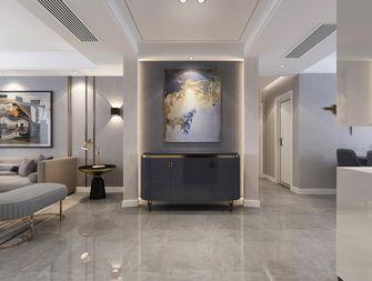 130平米三室三厅其他风格玄关图片大全