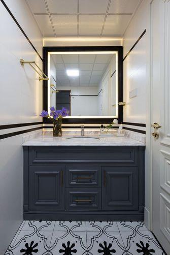 140平米法式风格卫生间图片大全