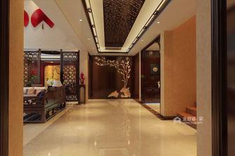 140平米别墅中式风格走廊图片