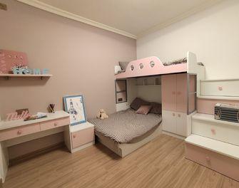 5-10万110平米三室两厅现代简约风格儿童房装修案例