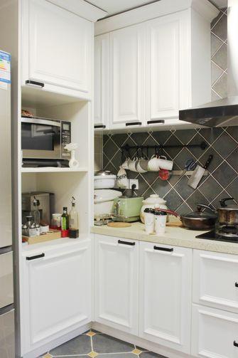 经济型90平米北欧风格厨房装修效果图