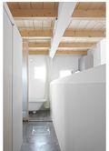 60平米公寓田园风格卫生间装修图片大全