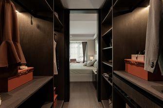 130平米三室一厅现代简约风格衣帽间装修效果图