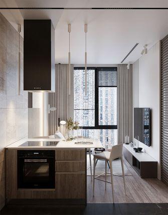 60平米公寓东南亚风格厨房图片