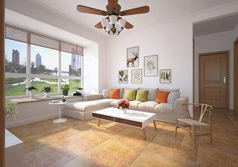 60平米一居室宜家风格客厅装修图片大全