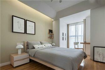140平米三室两厅日式风格卧室壁纸图片大全