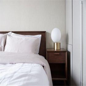 130平米四室一廳現代簡約風格臥室裝修案例