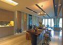 140平米四英伦风格客厅装修图片大全