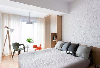 110平米三室两厅日式风格卧室图