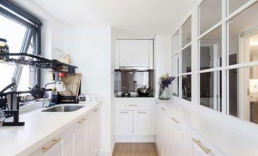 50平米一居室北欧风格厨房欣赏图