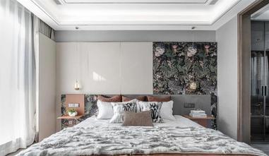 140平米三室两厅东南亚风格卧室欣赏图