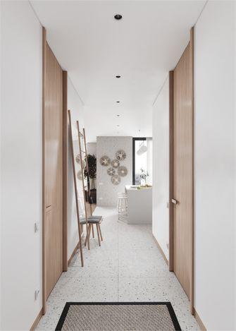 90平米一居室北欧风格玄关图片