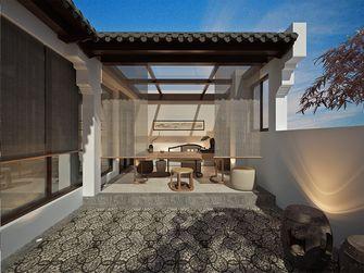 140平米四中式风格阁楼图