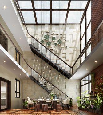 140平米别墅现代简约风格楼梯图