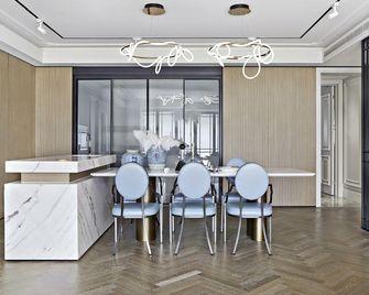 140平米四室五厅法式风格餐厅图片大全