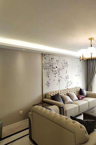 120平米四室两厅中式风格客厅装修图片大全