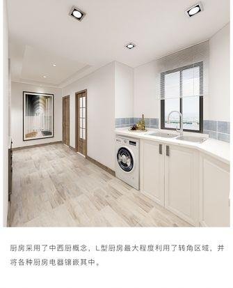 90平米三法式风格厨房图片