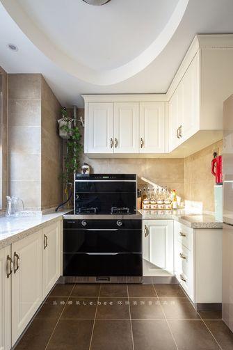 120平米三室五厅法式风格厨房图