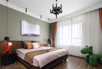 50平米小户型北欧风格卧室图片