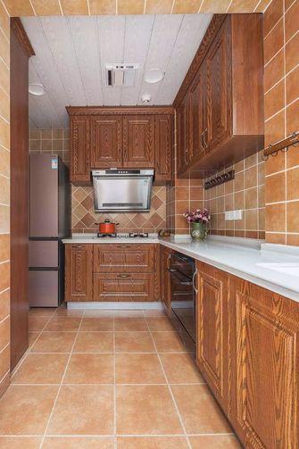 90平米三美式风格厨房装修案例