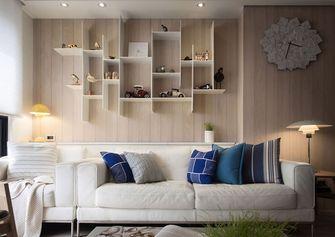 90平米三其他风格客厅装修案例