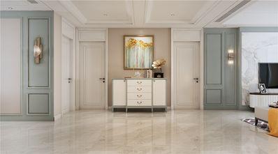 130平米三室两厅欧式风格玄关欣赏图