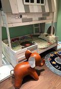 140平米四室两厅新古典风格儿童房装修效果图
