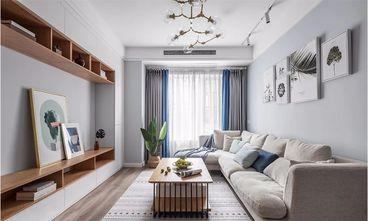 北欧风格客厅设计图