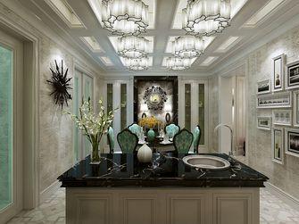 140平米四室两厅法式风格餐厅效果图
