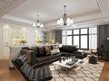 140平米一室五厅其他风格客厅图片