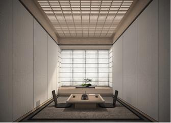 140平米复式日式风格其他区域装修案例