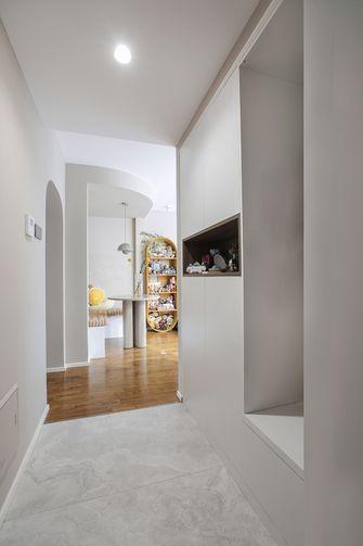 60平米一居室混搭风格玄关图片