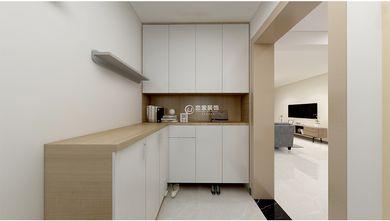130平米三室一厅日式风格玄关装修效果图