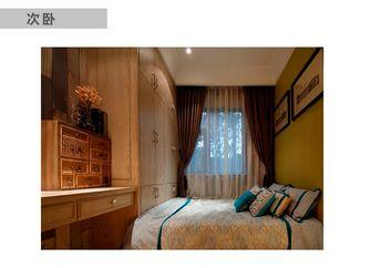 70平米一居室混搭风格儿童房欣赏图