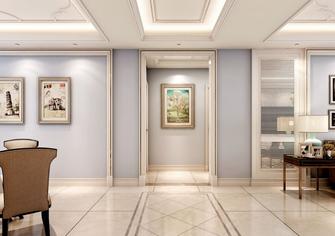 120平米三室一厅欧式风格玄关装修图片大全