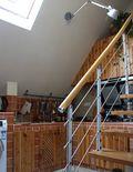 经济型70平米田园风格楼梯图片大全