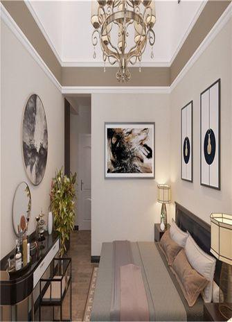 120平米三中式风格卧室效果图