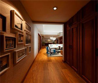 120平米一居室美式风格客厅装修效果图