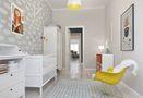 70平米一室两厅北欧风格儿童房装修案例