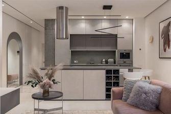 140平米四室一厅美式风格厨房图片