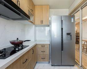 120平米三日式风格厨房效果图