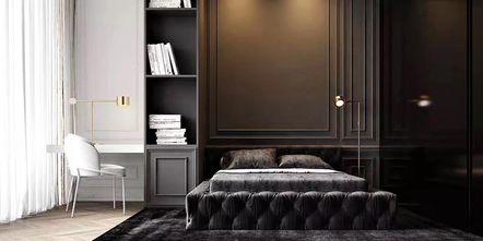 100平米三现代简约风格卧室装修效果图