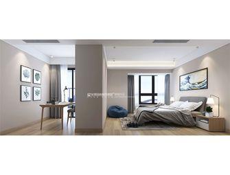 130平米四室两厅日式风格卧室装修效果图